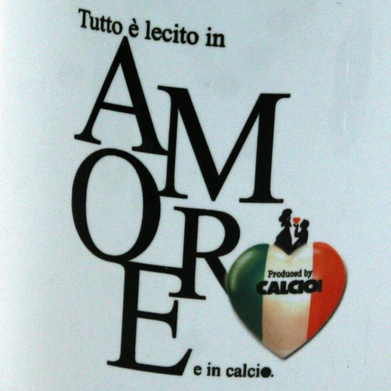 CALCiO2002 マグカップ Amore e Calcio
