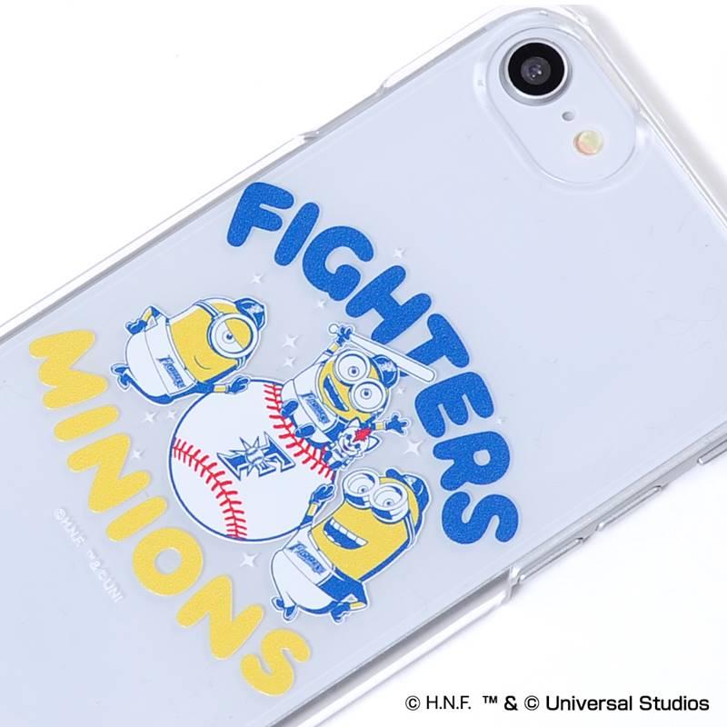 ミニオン×ファイターズ iPhoneケース MAIN VISUAL