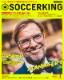 【送料無料/クロネコDM便配送】SOCCER KING ISSUE 009/購入特典:リヴァプールカレンダー