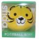 Football Zoo ミニボール 1号球 トラ