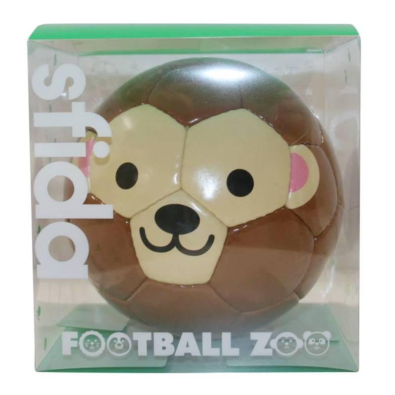 Football Zoo ミニボール 1号球 サル