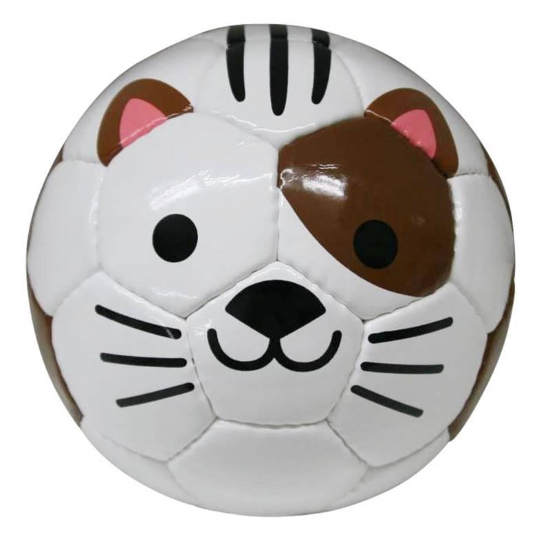Football Zoo ミニボール 1号球 ネコ