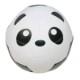 FOOTBALL ZOO baby ふわふわクッションボール 1号球 パンダ