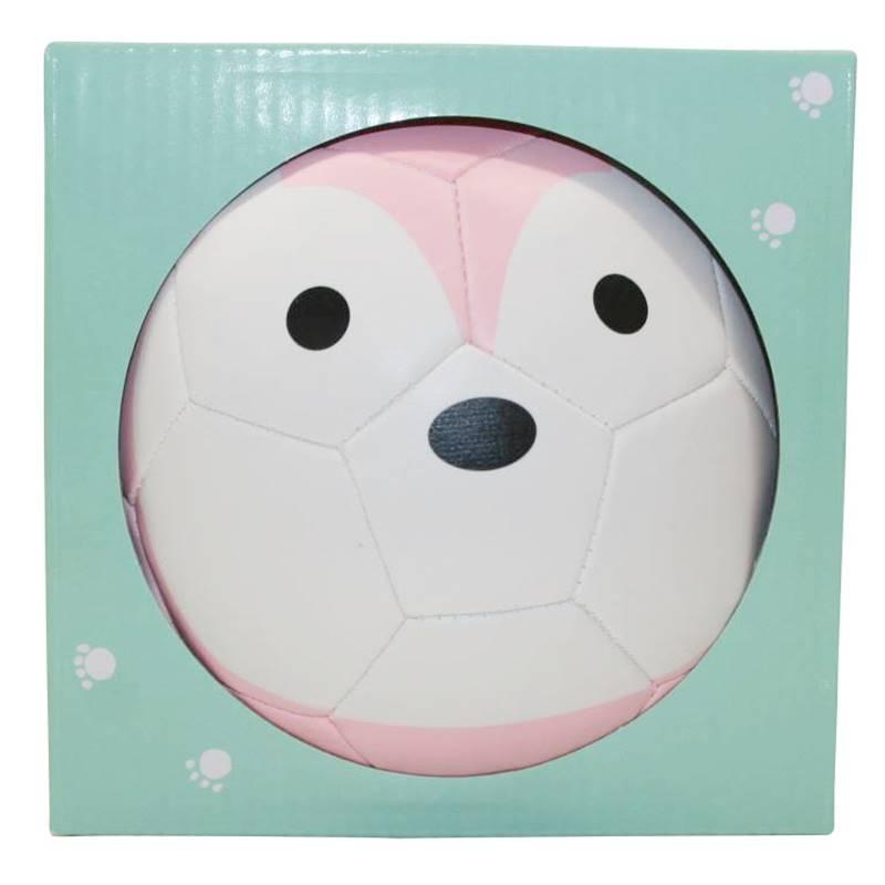 FOOTBALL ZOO baby ふわふわクッションボール 1号球 ウサギ