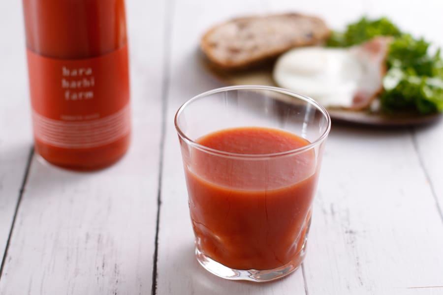オーガニックトマト100%ジュース(赤)