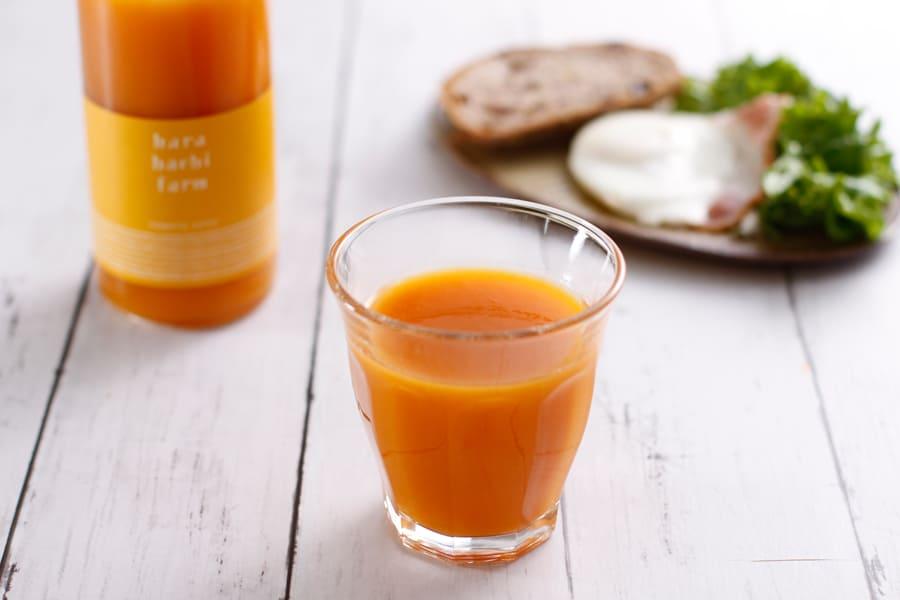 オーガニックトマト100%ジュース(オレンジ)