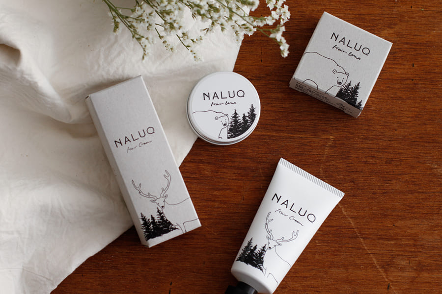 NALUQ ヘアクリーム