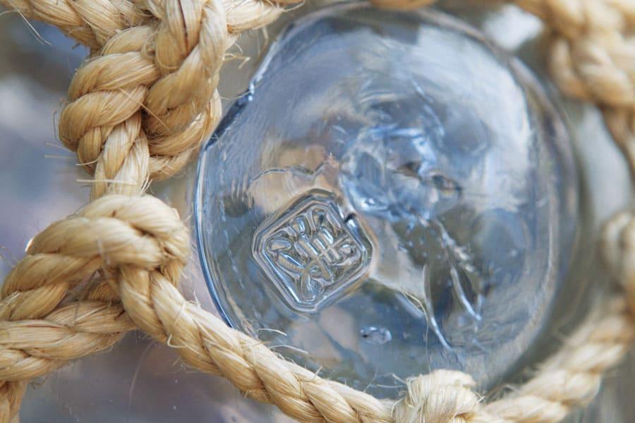 ガラスの浮き玉 祈玉8号