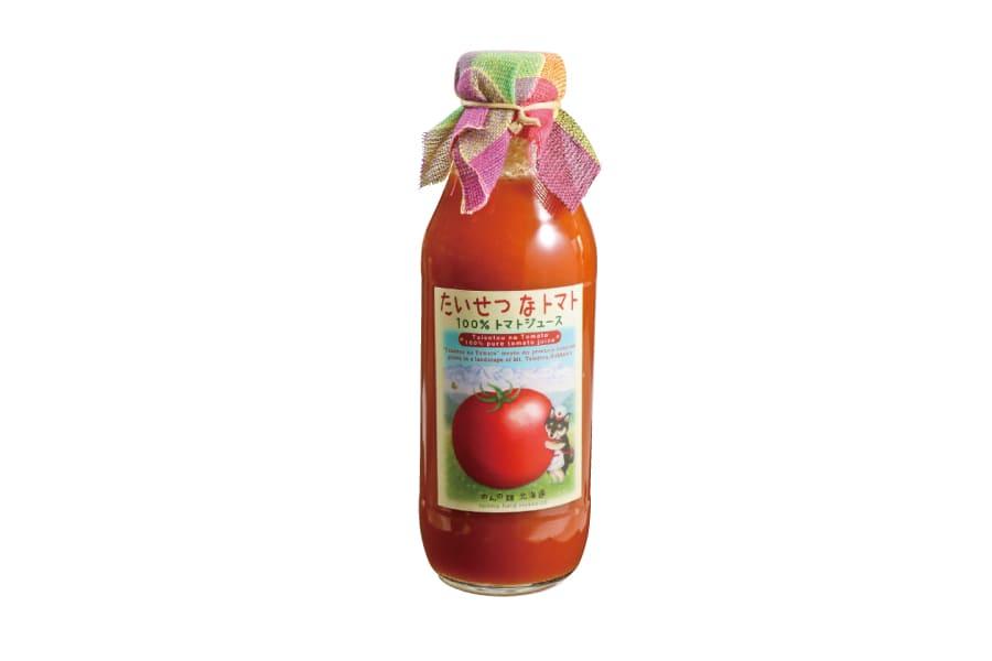 たいせつなトマト トマトジュース3本セット