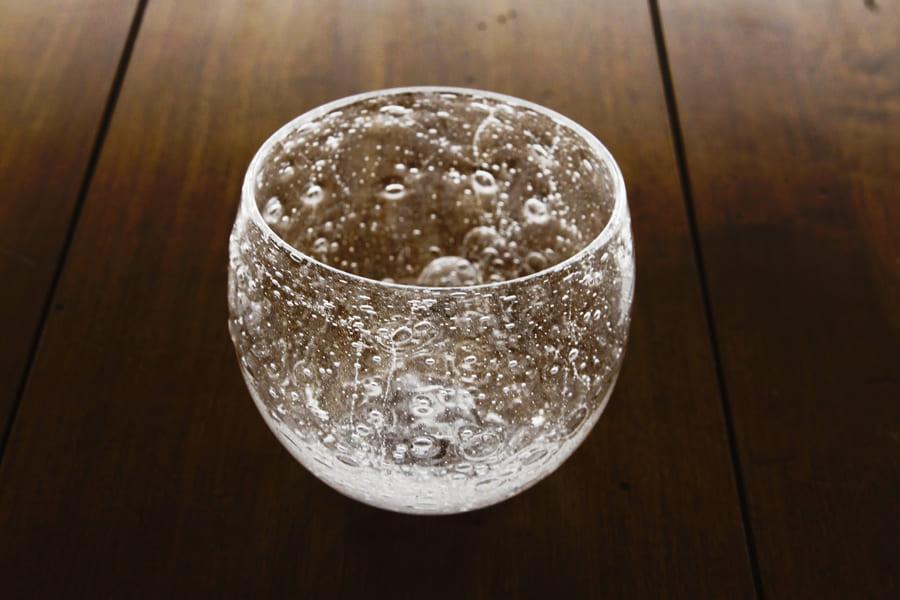 満月のグラス