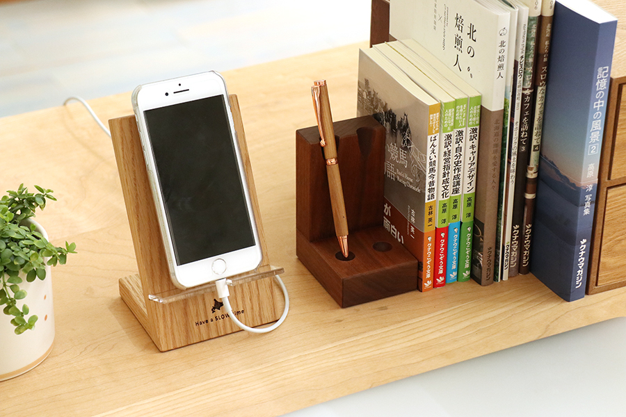 Phone Stand Have a SLOW time