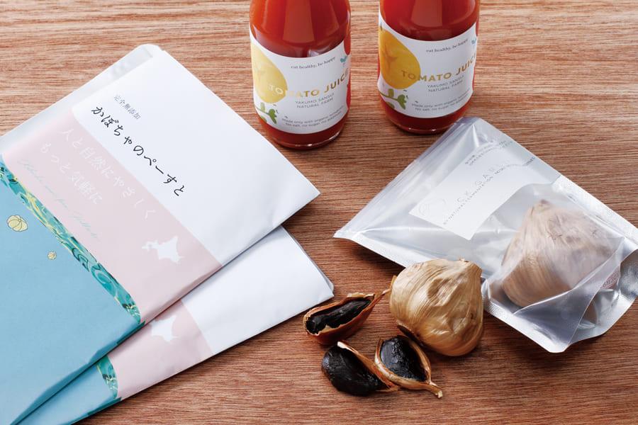 北海道が育んだ  自然野菜加工品のセット