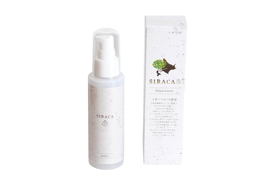 SIRACA Lotion(白樺樹液化粧水)