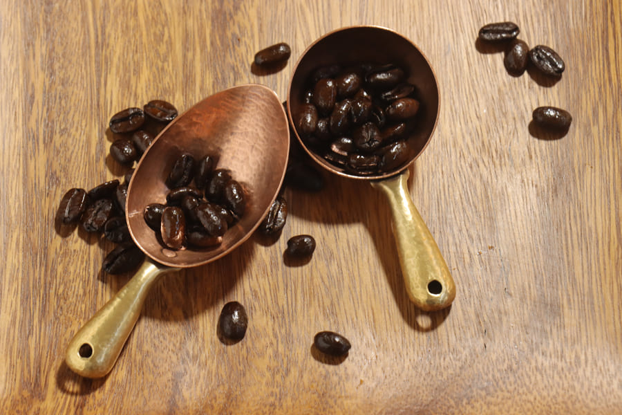 コーヒーメジャースプーン スコップ型