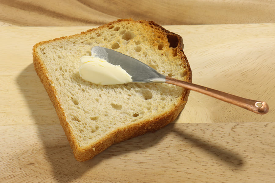 バターナイフ 細め・両利きタイプ