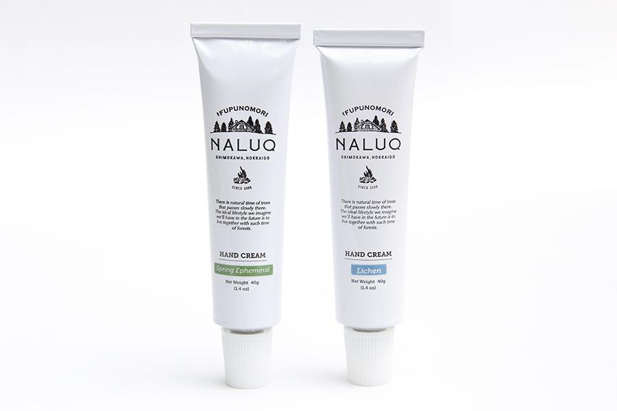 NALUQナルーク ハンドクリーム
