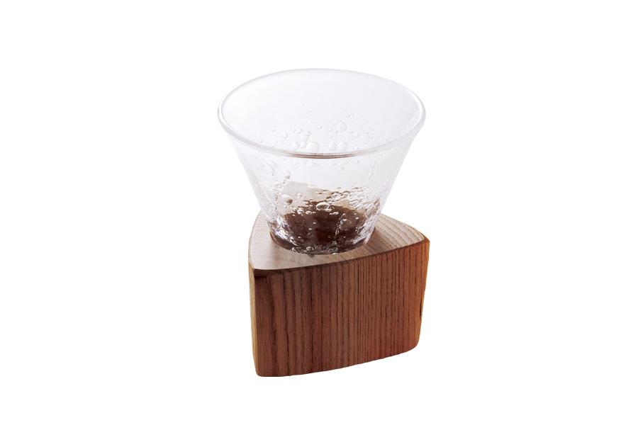 木グラス小バブル