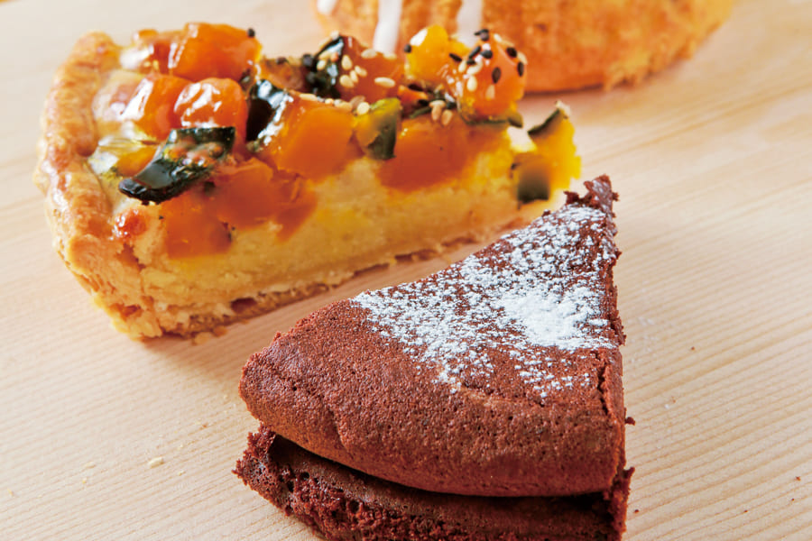 季節のケーキ 【花七曜】
