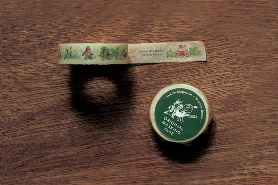 【春の贈り物展】マスキングテープ