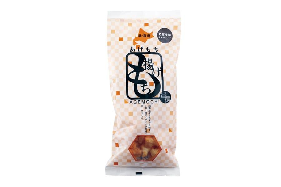 北海道米菓フーズの揚げもち5袋セット