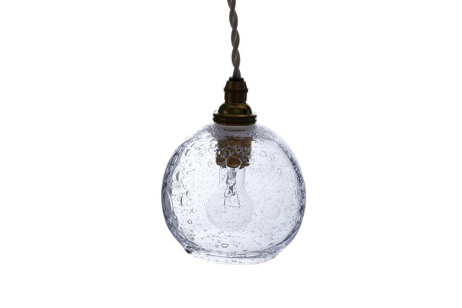 クリアランプ 泡