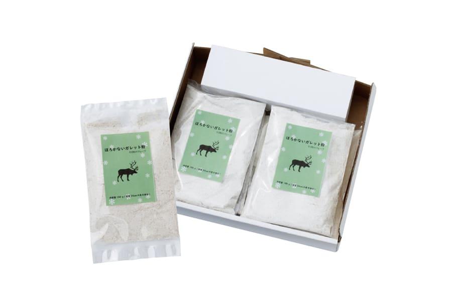 ほろかないガレット粉 ギフトセット(10袋)