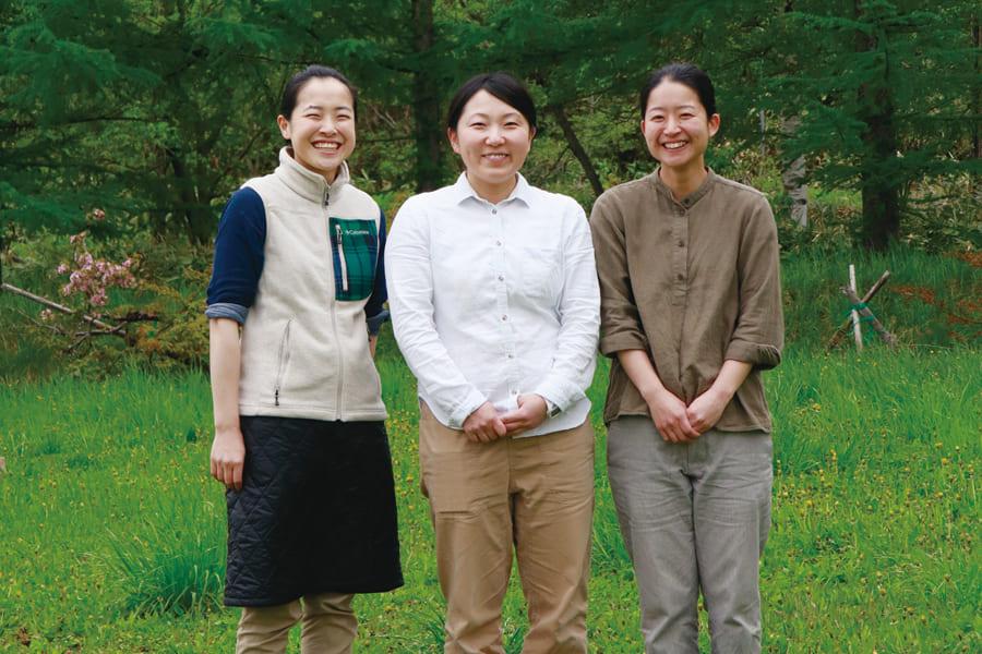 【春の贈り物展】カタチたちのブローチ(S)ホオノキ
