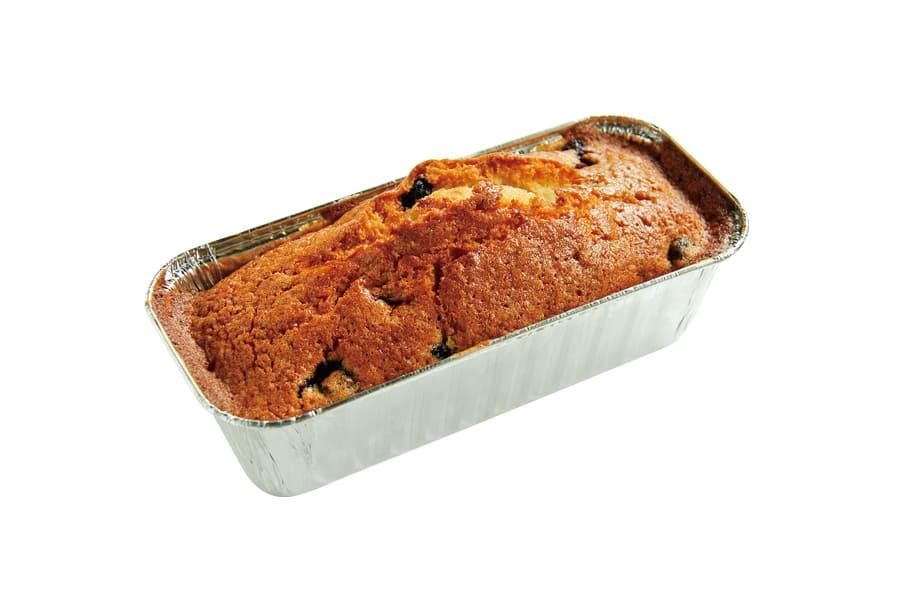 ブルーベリーパウンドケーキとコンフィチュール