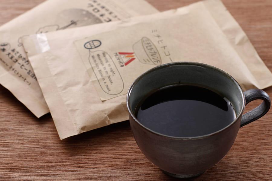 オリジナルコーヒー2種セット【ミチヒト】