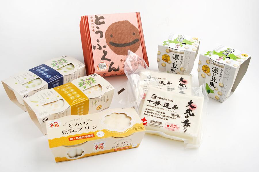 豆腐アソート