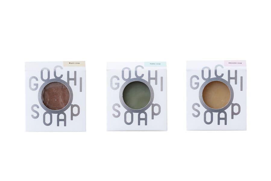 化粧石けん GOCHI SOAP ≪3個セット≫