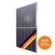 【単結晶375W】アキシテック 太陽光発電パネル AC-375MH/120S ソーラーパネル
