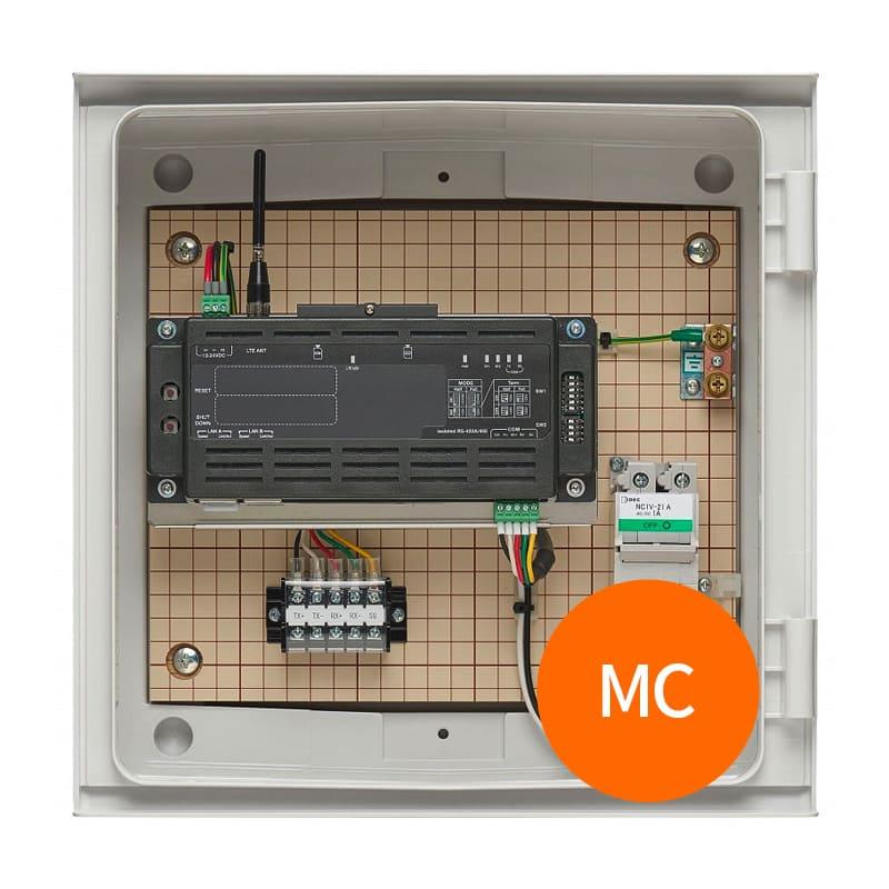エコめがね 産業用 全量10年プラン モバイルパックマルチコネクト(パワコン接続タイプ) ZMPMC NTTスマイルエナジー