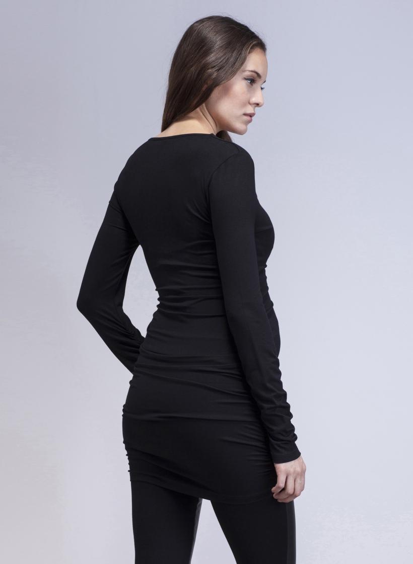 Isabella Oliver マタニティレイヤートップ -ブラック