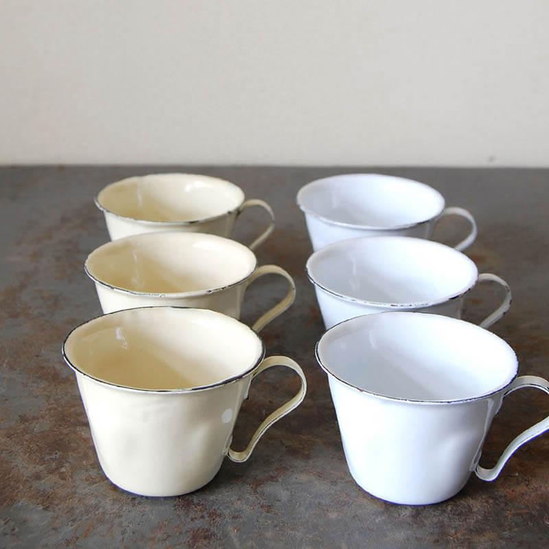鉢(ホーローマグカップ)