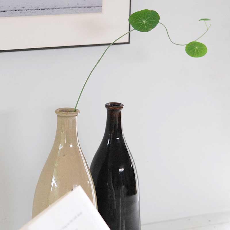 オブジェ・花器 / 日本古い花瓶
