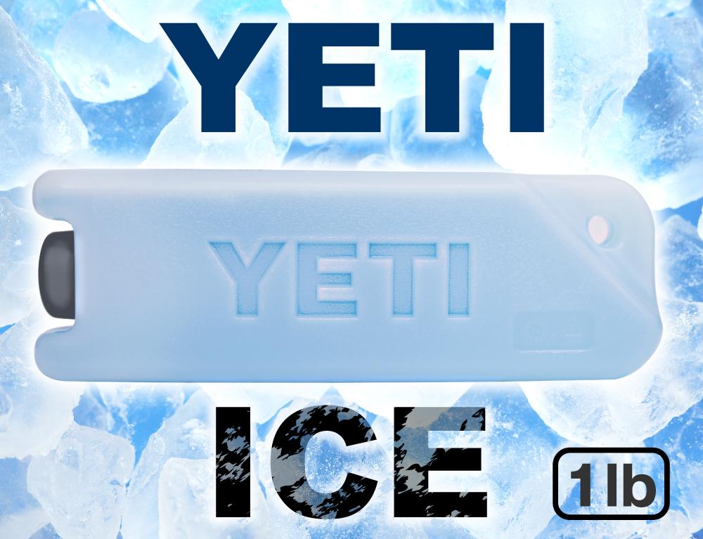 保冷剤 YETI イエティ イエティー ICE ice 1lb アイス / YETI COOLERS (イエティクーラーズ)   【クーラーバッグ ICE ice 保冷剤 保冷 アウトドア 釣り キャンプ】