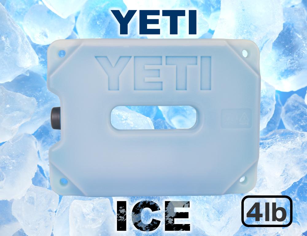保冷剤 YETI イエティ イエティー ICE ice 4lb アイス / YETI COOLERS (イエティクーラーズ)   【クーラーバッグ ICE ice 保冷剤 保冷 アウトドア 釣り キャンプ】