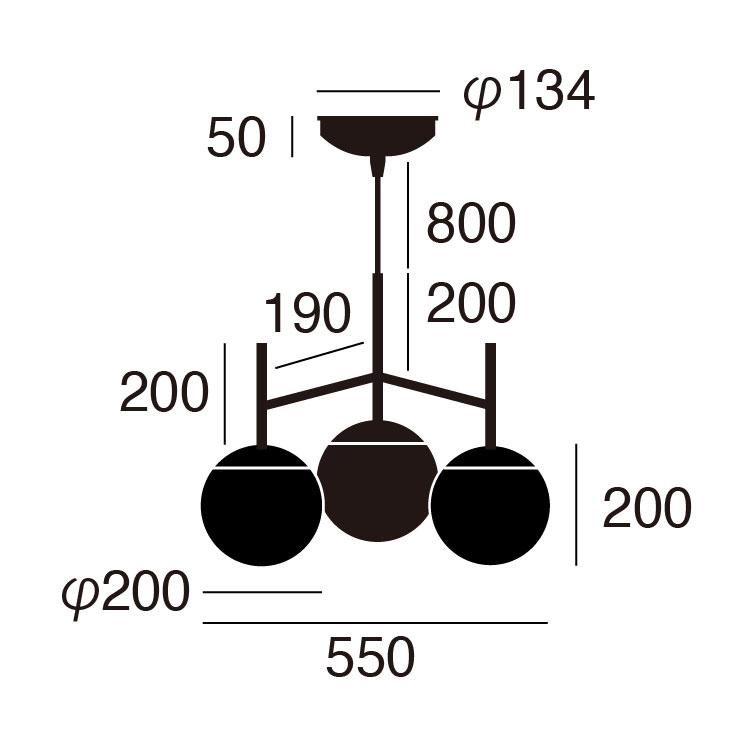PENDANT LAMP(330-60715)