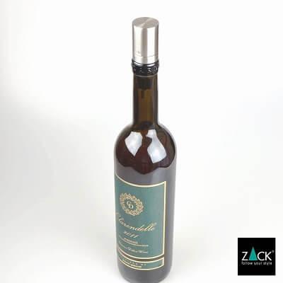 VINARE pourer with cap