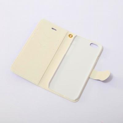 EVANGELION  iPhone 6/6S Diary Case (textile design by SOU・SOU) 初号機