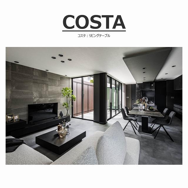 COSTA(コスタ)センターテーブル