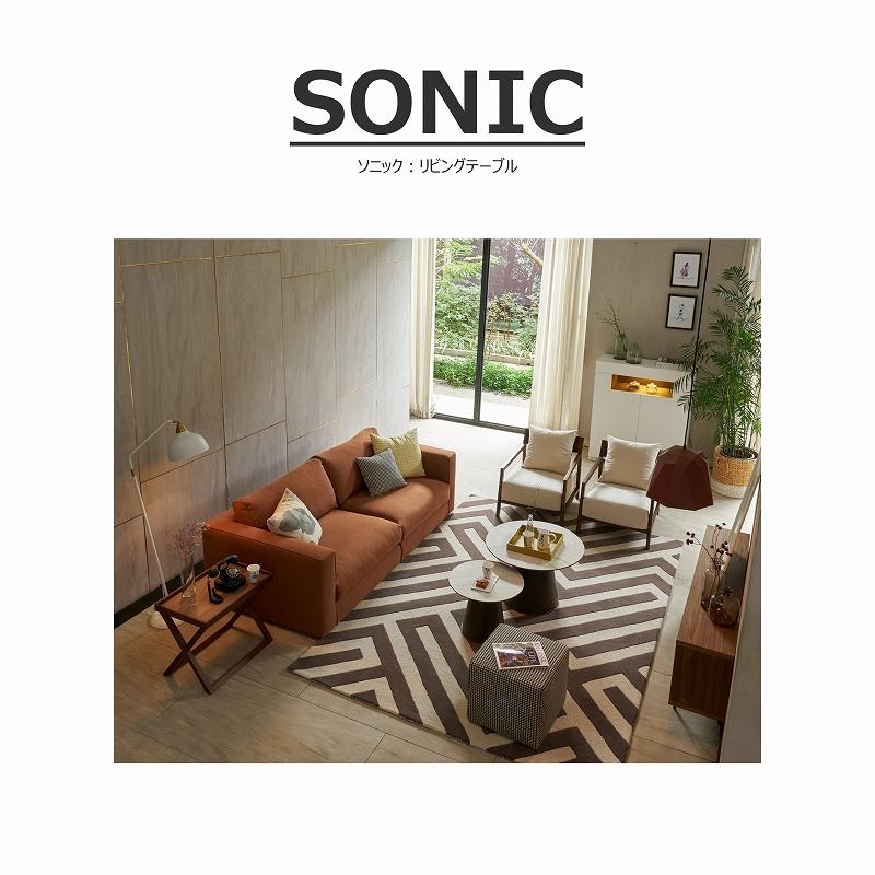 SONIC(ソニック)リビングテーブル