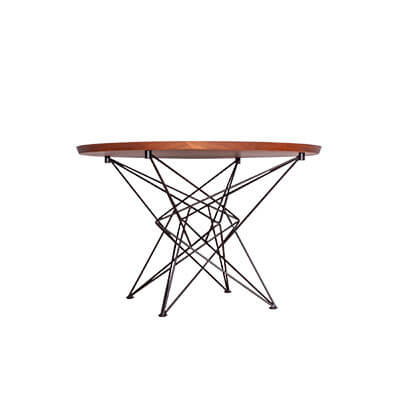 CARLO(カルロ)ラウンド ダイニングテーブル