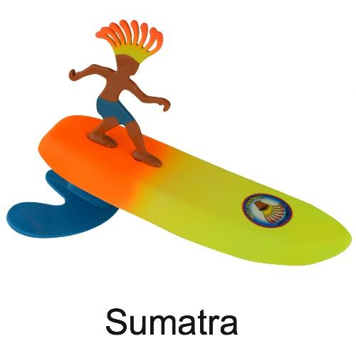 Surfer dudes/W サーフブーメラン SURF BOOMERANG ビーチトイ おもちゃ キッズ