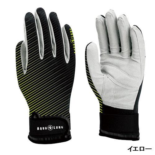 AQUALUNG(アクアラング) 588 マリングローブ Marine Gloves ダイビング 3シーズングローブ