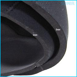 SONIA(ソニア) 【5mm】 リペルサーモスキン フード(メタルコーティングフード)