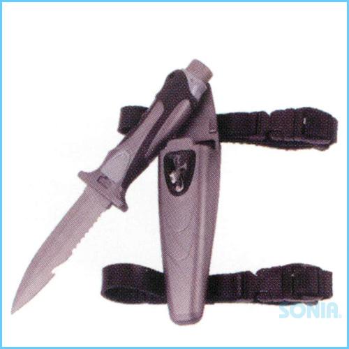 HUSE(ヒューズ) 【2273】 3013Tダイビングチタニウムナイフ