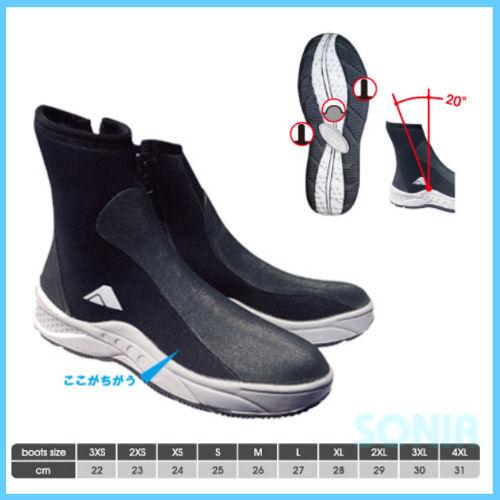 apollo(アポロ) バイオプロ・ダイブブーツ bio-pro dive boots