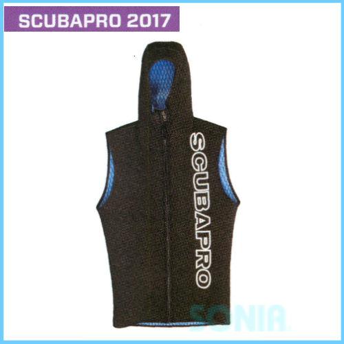 【送料無料】SCUBAPRO(スキューバプロ) 【70】 HOOD VEST 3 フードベスト3